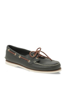 Image 1 ofTimberland Classic Boat Shoes