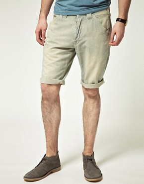 Image 1 ofPepe Jeans Heritage Cortez Worker Shorts