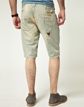 Image 2 ofPepe Jeans Heritage Cortez Worker Shorts