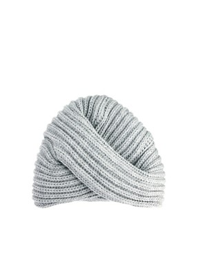 Image 4 ofASOS Chunky Knit Turban