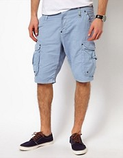 Ringsun Shorts Blue
