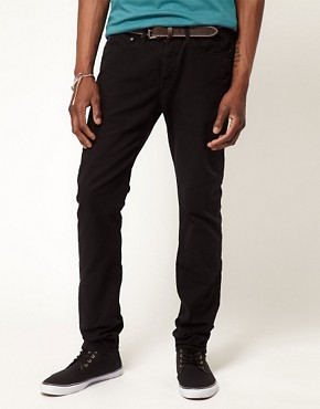 Image 1 ofPaul Smith Garment Dyed Slim Jean