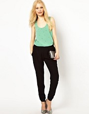 River Island Drape Trouser