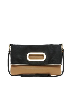 Image 1 ofAldo Ventur Foldover Clutch Bag