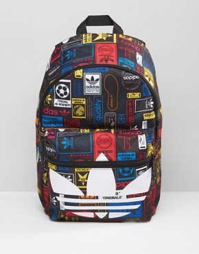 adidas Originals Backpack With Logo Print AZ0280