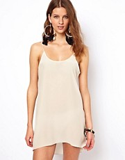 Winter Kate Silk Crepe Lalita Slip Dress
