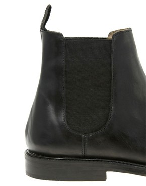 Image 2 ofASOS Chelsea Boots With Leather Sole