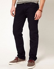 Lee Jeans Powell Slim Fit Blue Coated