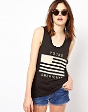 Zoe Karssen Young Americans Vest