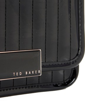 Image 4 ofTed Baker Enamel Clutch Bag