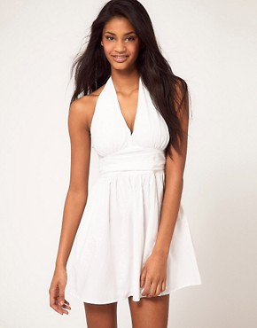 Bild 1 von ASOS &ndash; Sommerkleid mit Neckholdertrger