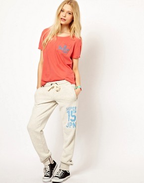 Image 1 ofSuperdry Training Sweat Pants
