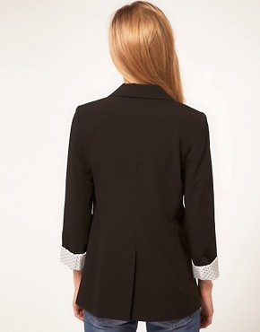 Image 2 ofASOS Oversized Blazer