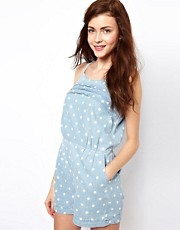 Vero Moda Polka Dot Playsuit