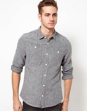 Image 1 ofASOS Brushed Shirt