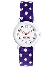 Moschino Cheap &amp; Chic Fashion Must Go On Interchangeable Watch