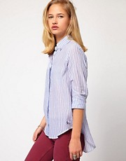 Mih Jeans Summer Stripe Shirt