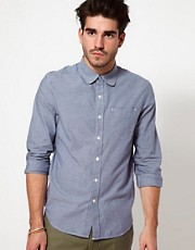 Levis Shirt Sutter Long Sleeve Chambray