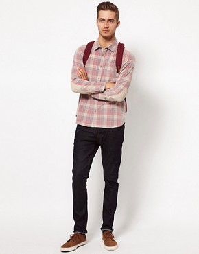 Image 4 ofRiver Island Shirt in Check Cord