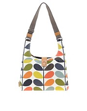 Orla Kiely Midi Sling Etc Cross Body Bag