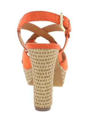 Image 2 ofAsh Cindy Bis High Woven Heeled Sandal