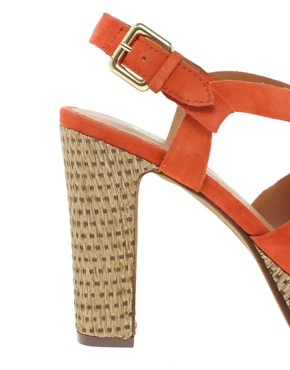 Image 4 ofAsh Cindy Bis High Woven Heeled Sandal