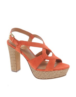 Image 1 ofAsh Cindy Bis High Woven Heeled Sandal