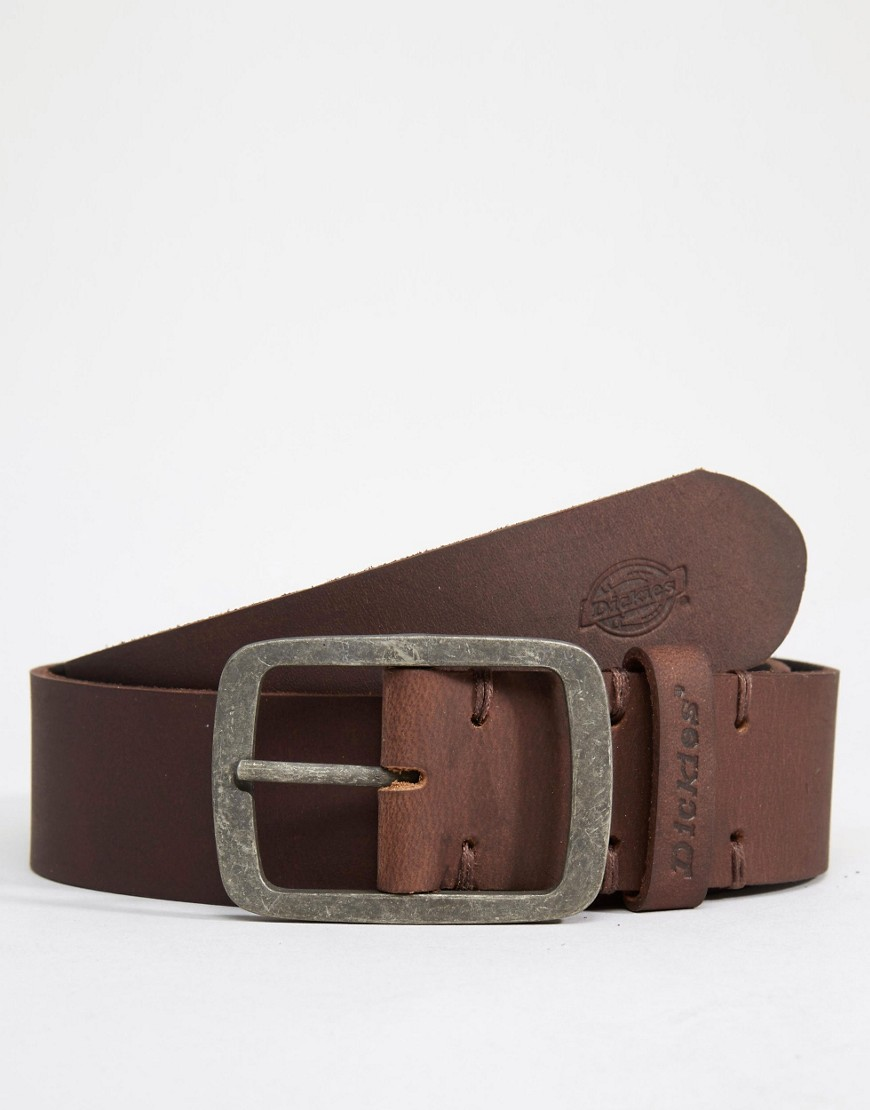 Dickies Leather Belt Eagle Lake