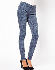Rich And Skinny Jeans in Skinny Giraffe Print