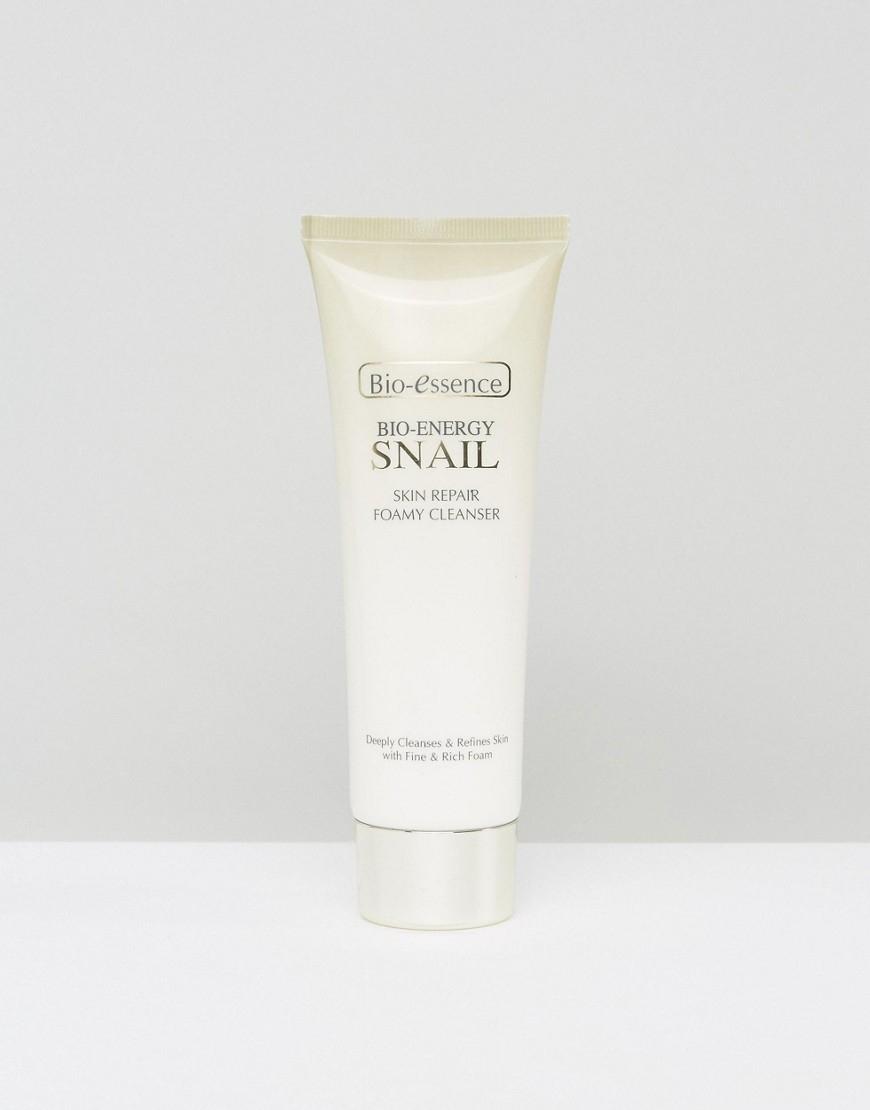 bio-essence-bio-energy-snail-skin-repair-foamy-cleanser-100g-clear