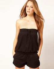 Seafolly Cotton Playsuit