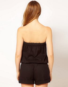 Image 2 ofSeafolly Cotton Playsuit