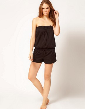 Image 4 ofSeafolly Cotton Playsuit