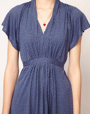 Image 3 ofFrench Connection Tie Waist Dress