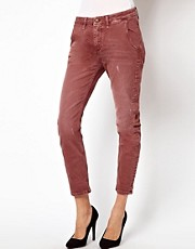 Maison Scotch The Ace Washed Skinny Jeans