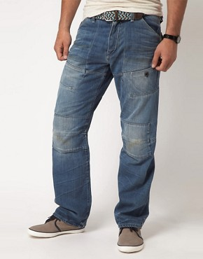 Image 1 ofG Star Jeans Loose Leg