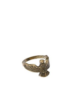 Image 1 ofASOS Eagle Ring