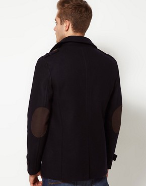 Image 2 of River Island Peacoat