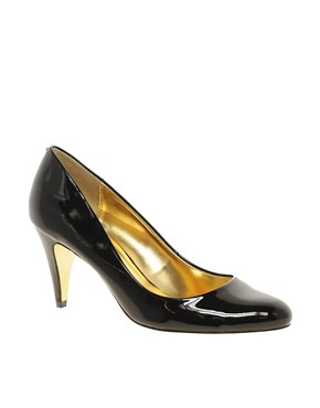 Image 1 ofTed Baker Peoni Mid Height Leather Shoe