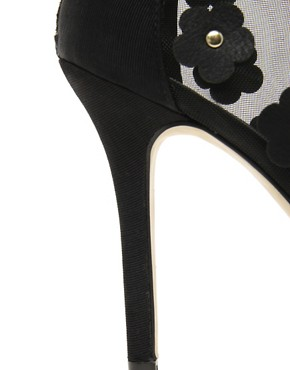 Image 4 of ASOS TAPDANCE Shoe Boots with Flowers