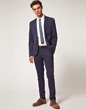 Image 4 ofASOS Skinny Fit Suit Trousers