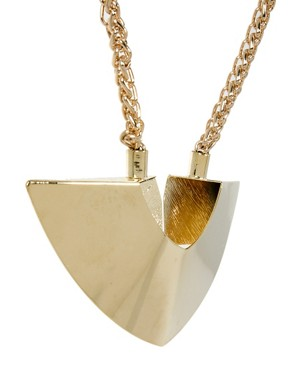 Image 4 ofScott Wilson For Aqua Pilas Pendant Necklace