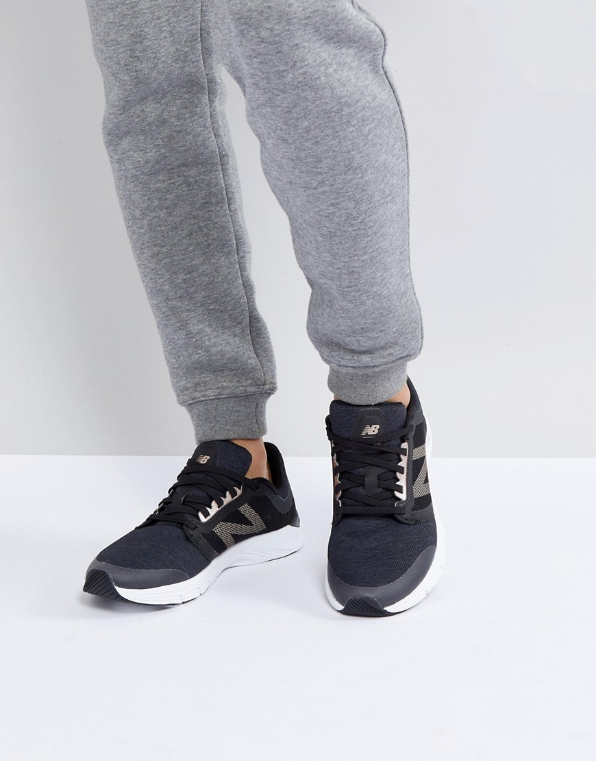 New Balance 714 Performance Trainer in Black Black