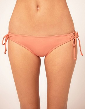 Image 1 ofASOS Mix And Match Loopside Bikini Pant