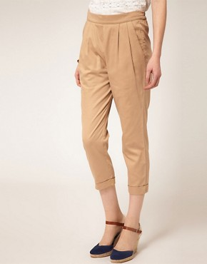 Image 4 ofPeople Tree Chino Trousers
