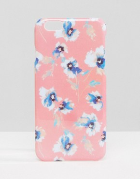 ASOS iPhone 6 And 6s Case Floral Case
