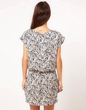 Image 2 ofSelected Mari Dress in Printed Viscose