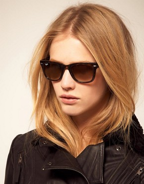 Image 3 ofRay-Ban Folding Wayfarer Sunglasses