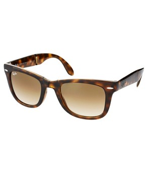 Image 1 ofRay-Ban Folding Wayfarer Sunglasses