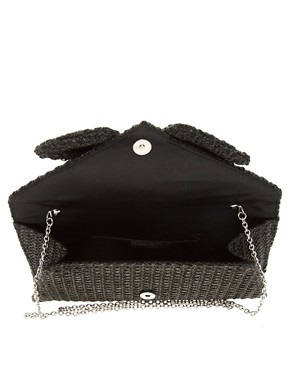 Image 4 ofJohnny Loves Rosie Bow Clutch